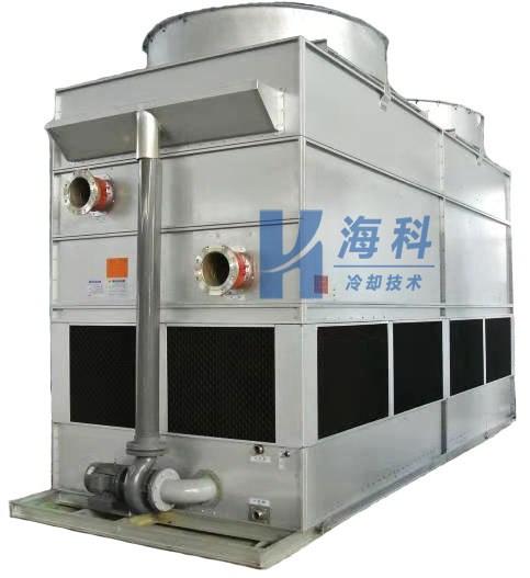 河南横流闭式冷却塔全国发货 创新服务 海科供应
