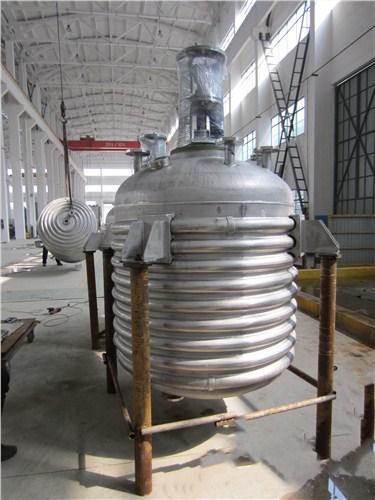 浙江专业外盘管反应釜规格,外盘管反应釜
