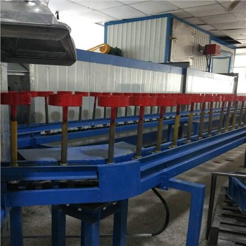 镇江水泵喷涂生产线厂家直供,喷涂生产线