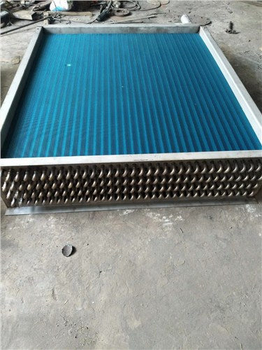 山東銅管穿鋁片哪家專業 誠信為本 無錫市君柯空調設備供應