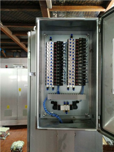 黄山变频控制柜成套厂家定制