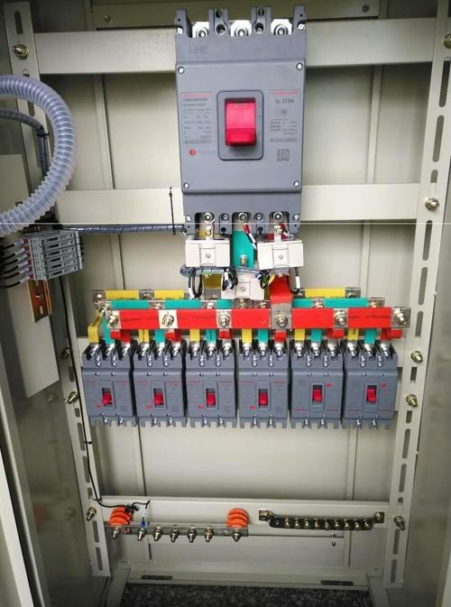 上海消防電氣控制柜廠家 誠信互利 無錫市駿力成套設備供應
