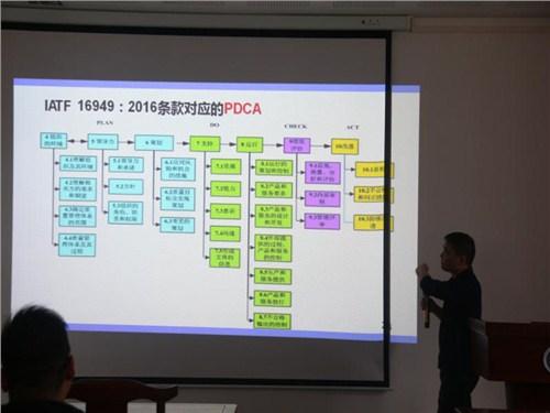 通过ts16949汽车工业质量管理体系,16949