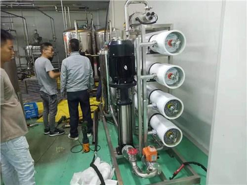 浙江0.5吨超滤设备安装 诚信互利 无锡绿禾盛环保科技供应