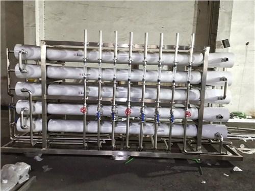 天津大型超滤设备现场安装流程 值得信赖 无锡绿禾盛环保科技供应