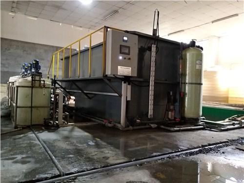安徽专业污水处理报价 诚信服务 无锡绿禾盛环保科技供应