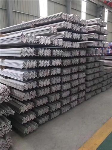 上海201不锈钢角钢的价格