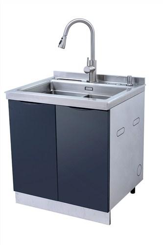 帅丰集成水槽加洗碗机货真价实,集成水槽加洗碗机