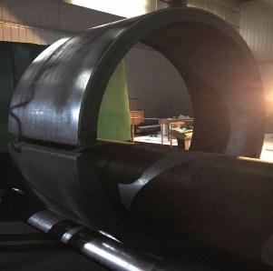 阜阳厚板卷筒加工定制,卷筒加工