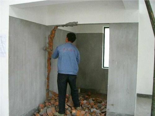 江阴写字楼敲墙哪家专业 欢迎来电「江苏拓者保洁服务供应」