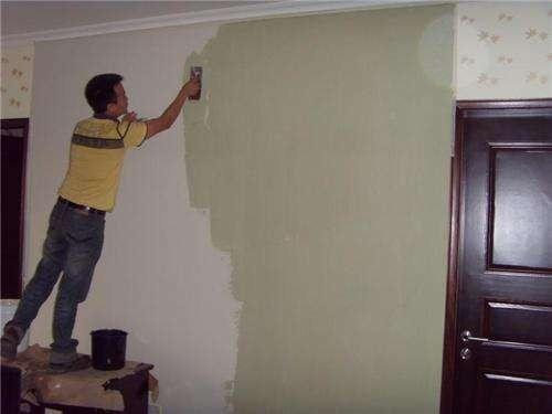 无锡旧房涂料粉刷电话 创新服务「江苏拓者保洁服务供应」
