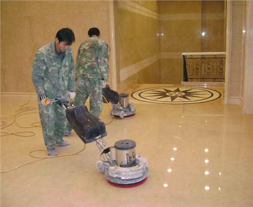张家港大理石材养护公司 欢迎来电「江苏拓者保洁服务供应」
