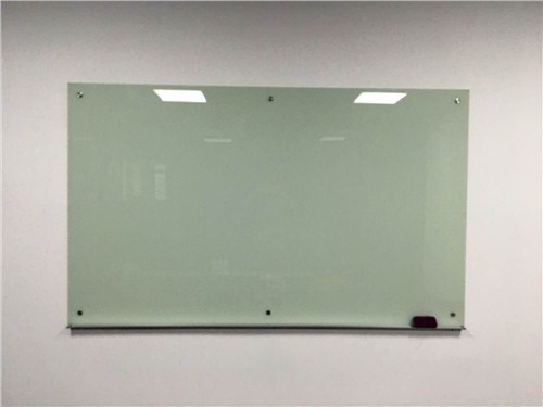 磁性钢化烤漆玻璃白板 无锡玻璃白板定制 玻璃白板厂家 优雅供