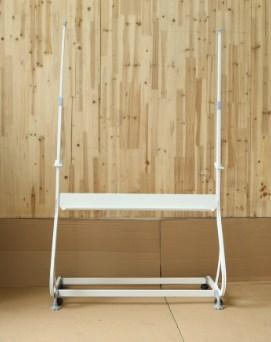 无锡钢化玻璃支架白板 移动支架白板 白板厂家 优雅供