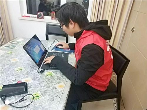 灞桥区网络布线电脑维修组图