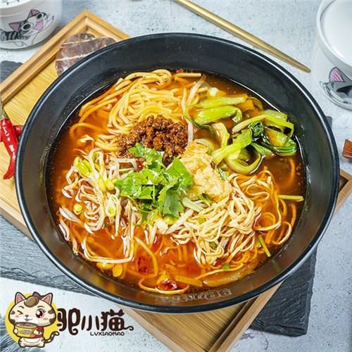 朝阳招牌拌面「黑龙江绣河餐饮管理供」
