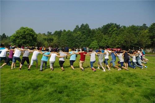上海企业户外培训活动方案,户外培训