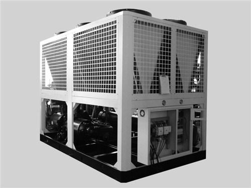 风冷模块式冷水机特点