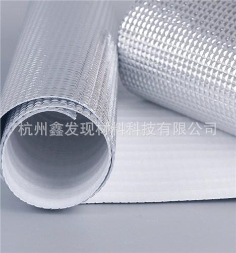 销售杭州市富阳大方格铝膜价格鑫发现供