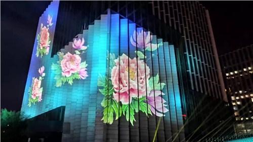 外墙巨幅投影亮化 外墙巨幅投影亮化厂家 外墙巨幅投影亮化价格 星迅供