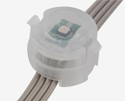 供应南通led视频像素灯多少钱 信合光电供
