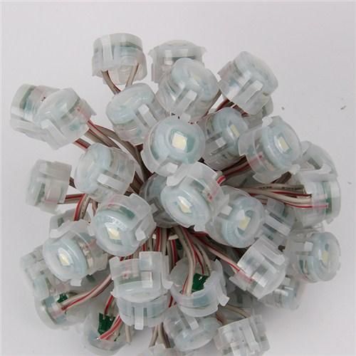 全彩LED发光字穿孔灯串