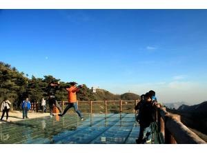 河南观景台|玻璃观景台价格|优质玻璃观景台