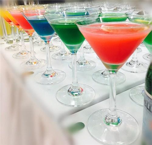 静安区智能鸡尾酒会外卖 诚信服务「上海曦季餐饮管理供应」