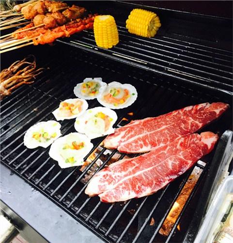 上海专业烧烤质量材质上乘 客户至上 上海曦季餐饮管理供应