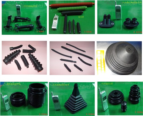 上海优质汽车用橡胶件厂家供应