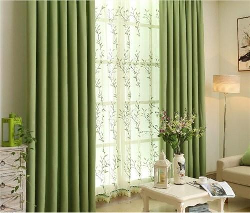 崇明区正规窗帘棉麻布按需定制 有口皆碑「上海沁程布艺窗饰供应」