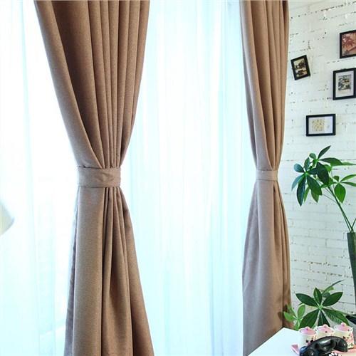 虹口区口碑好窗帘棉麻布按需定制 诚信为本「上海沁程布艺窗饰供应」