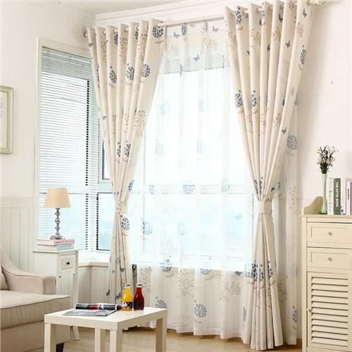上海优质窗帘棉麻布哪家强 来电咨询「上海沁程布艺窗饰供应」