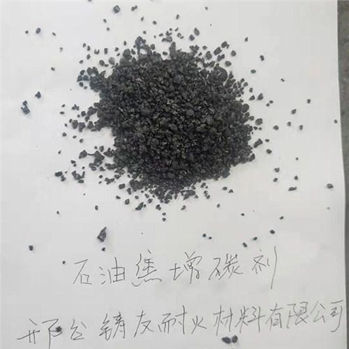 山西石油焦增碳剂生产基地 邢台铸友耐火材料供应