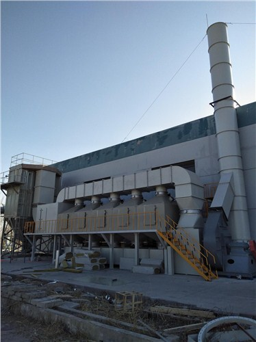 催化燃烧废气处理设备,催化燃烧废气处理设备价格,旭尔康供