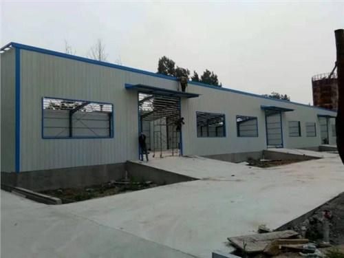 镇平钢结构仓库设计,钢结构仓库