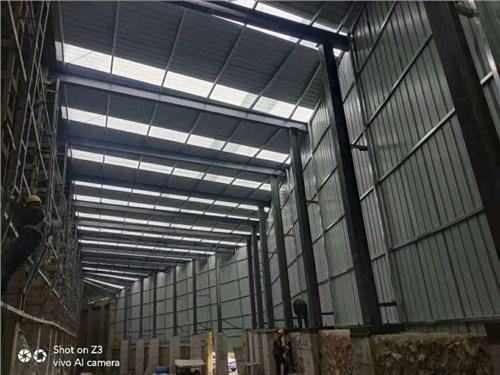 邓州专业钢结构厂房施工公司哪家好,厂房