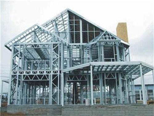 南阳钢结构楼房哪里有 南阳市卧龙区鑫旺钢构店供应
