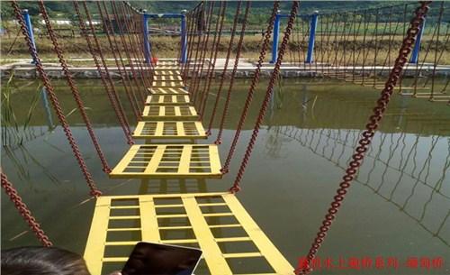 哈尔滨水上趣桥安装「新乡市嘉旭机械供应」