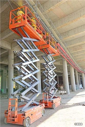 烟台原装自行式升降车租赁欢迎来电,自行式升降车租赁