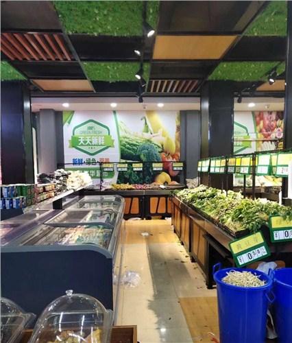 安徽精品连锁超市装修风格 创造辉煌「无锡亿都建筑装饰工程供应」