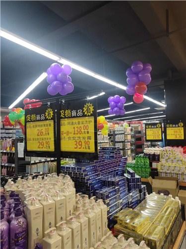 河南购物超市装修风格,超市装修