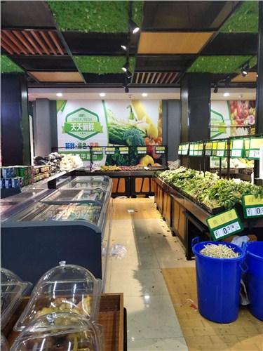 青海服务好超市装修源头好货「无锡亿都建筑装饰工程供应」
