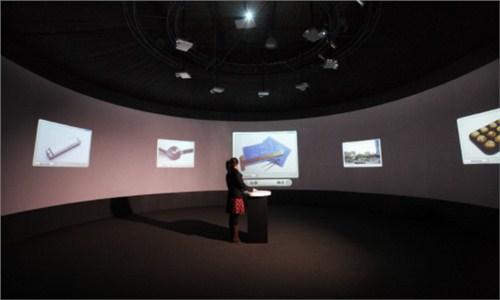 吉林全息党建馆投影设计 上海音维电子科技供应「上海音维电子科技供应」