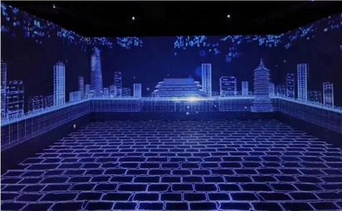 甘肃个性化酒店投影沉浸式 上海音维电子科技供应「上海音维电子科技供应」