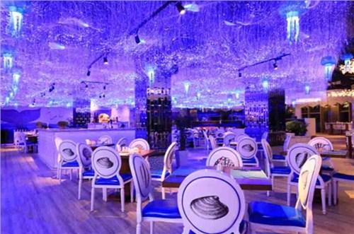 吉林创意光影餐厅餐厅投影 上海音维电子科技供应「上海音维电子科技供应」