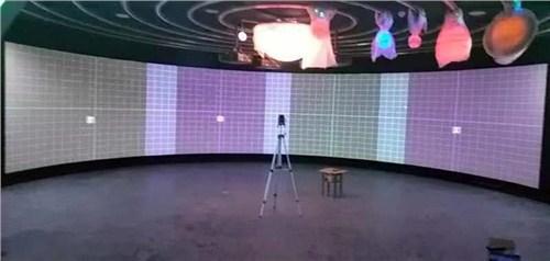 河南展厅投影边缘融合 上海音维电子科技供应