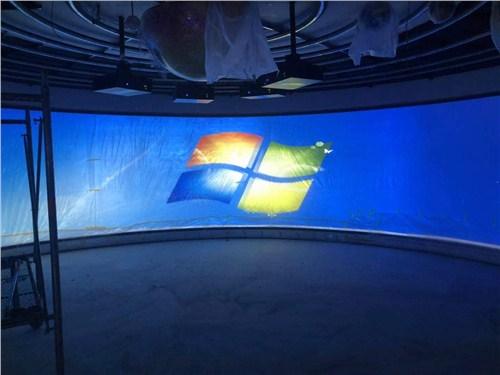 河南沉浸式展厅投影 上海音维电子科技供应