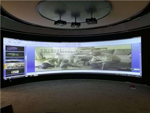 奉贤区海洋馆展馆投影怎么样 上海音维电子科技供应「上海音维电子科技供应」