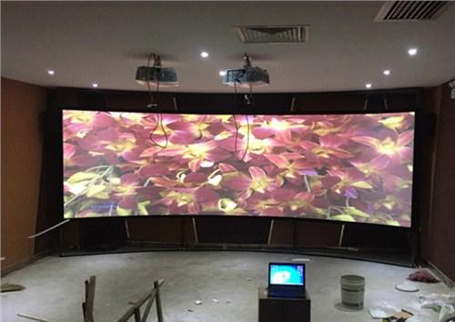 陕西科技馆展馆投影怎么做「上海音维电子科技供应」
